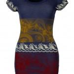 Textile design by Jarah Design