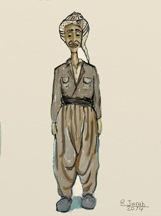 Animation character (Blla)